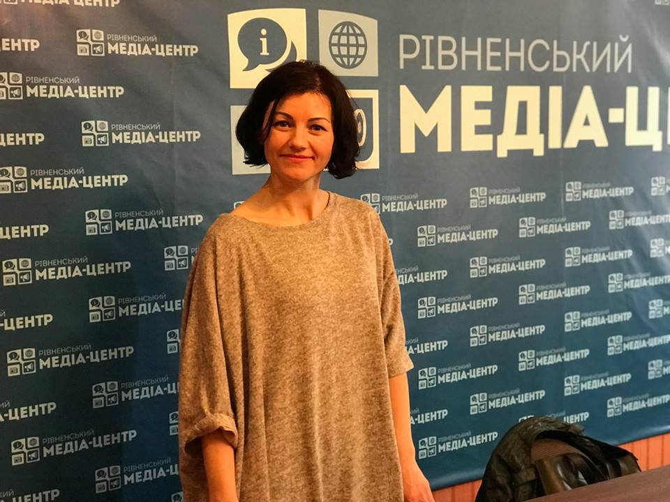 Катерина Лавренюк