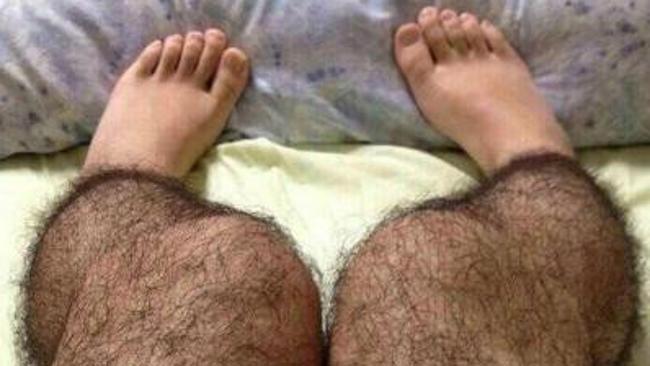 фото волосатих голих жінок
