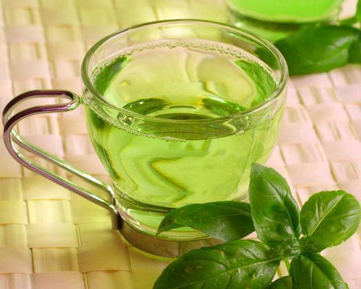 Отвара от зелен чай