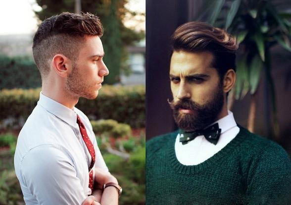 Чоловічі стрижки та зачіски 2014 фото