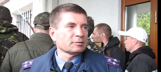активісти Рівненщини судяться з міліціонером Олексієм Лозяном