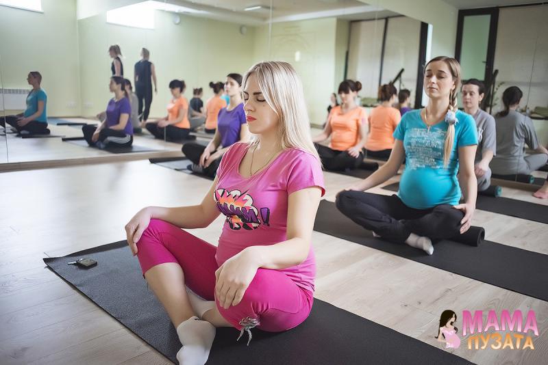 Йога для беременных верхняя пышма 92