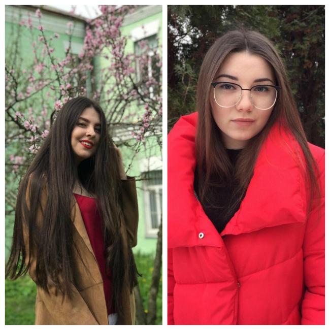 на фото Діана Ковтун та Тетяна Щеглюк